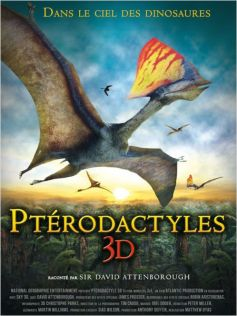 Ptérodactyles : dans le ciel des dinosaures