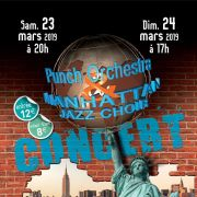 Punch Orchestra et Manhattan Jazz Choir