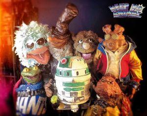 Des rats rappeurs dans un groupe de gansta rap : ce sont les Puppetmastaz