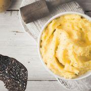 Purée de pommes de terre à la truffe d\'Alsace