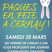 Pâques en fête à Cernay 2015
