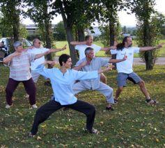 <p>La pratique du Qi Gong est accessible &agrave; tous</p>