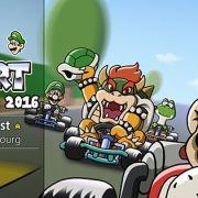Qualifications Grand Est - Championnat du Monde de Super Mario Kart 2016