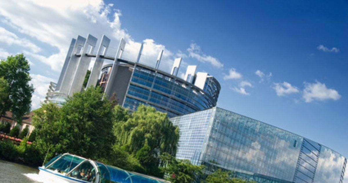 Quartier europ en de strasbourg institutions europ ennes for Maison de l emploi strasbourg