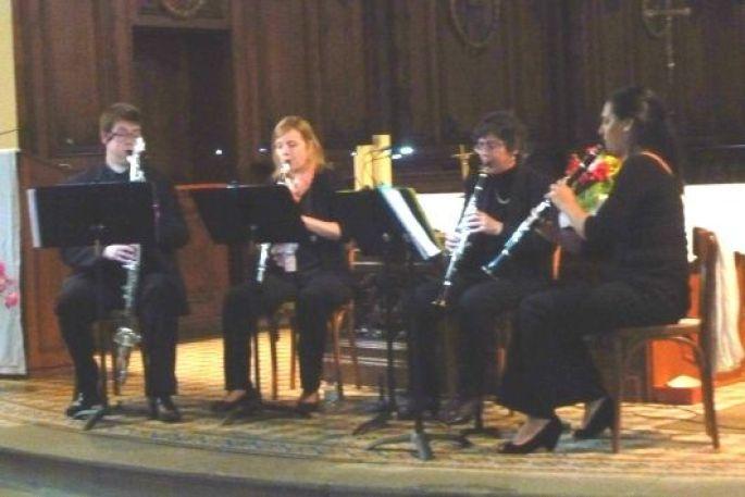 Quatuor A piacere (clarinettes)