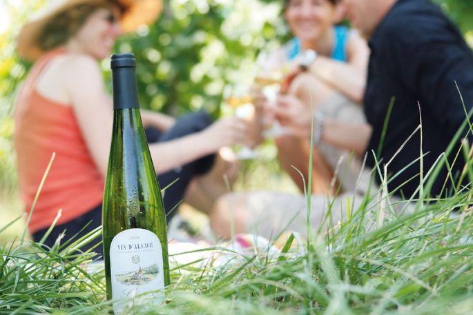 La mondialisation du marché du vin impacte aussi l\'Alsace