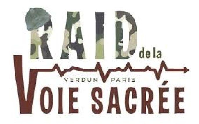 Raid de la Voie Sacré : Verdun - Paris 2018