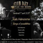 Railo Helmstetter : Songs of possibilties