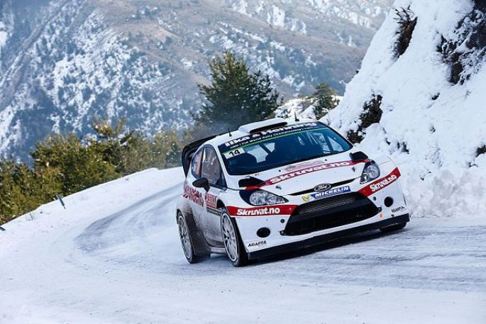 Rallye Monte-Carlo à Monaco