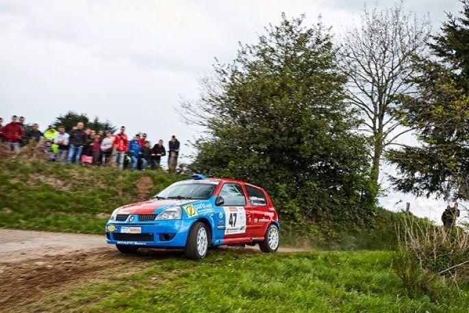 Le Rallye régional des Vallées et ses belles voitures