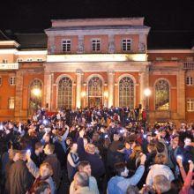 Rando de nuit à Mulhouse 2019