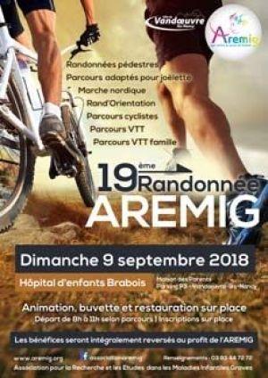 Randonée AREMIG 2018