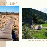 5 fermes auberges et leurs belles balades