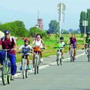 Randonnée cycliste de découvertes touristiques Ill-Hardt-Rhin