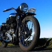 Randonnée internationale Rétro Moto à Molsheim 2019