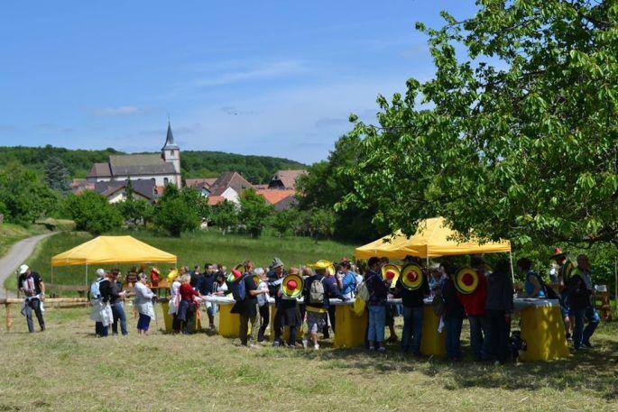 Les alentours du village d\'Ottrot à découvrir lors de cette marche gourmande