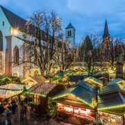 Noël 2020 à Freiburg / Fribourg (D) : Marché de Noël