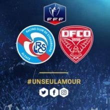 RC Strasbourg - Dijon FCO