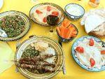 Les plats libanais sont aussi bons que variés et colorés !