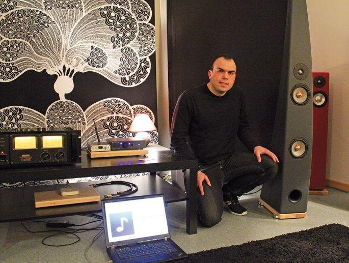 recital audio des enceintes haut de gamme fabriqu es en alsace. Black Bedroom Furniture Sets. Home Design Ideas
