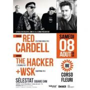 Red Cardell + The Hacker + WSK