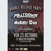 Release Party // Maltdown + Murder One