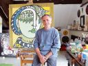 Renato Montanaro, un artiste qui a du chien