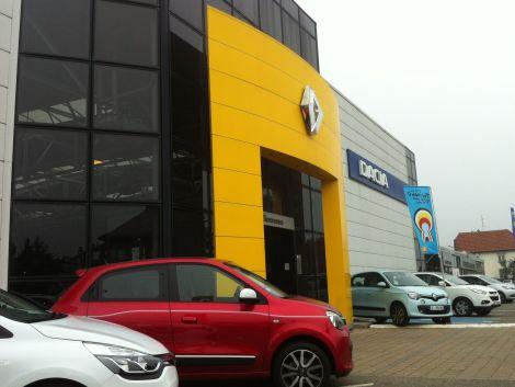 Renault Mulhouse