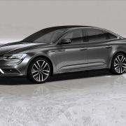 Renault Talisman : forcément... elle a tout d\'une grande !