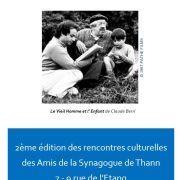 Rencontres culturelles de la Synagogue de Thann