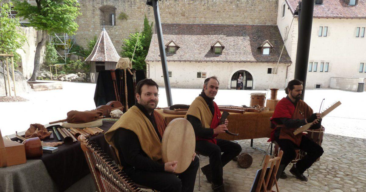 rencontres musicales de vézelay