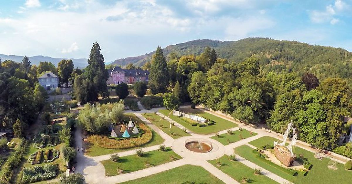 Rendez vous aux jardins dans toute l 39 alsace visite de for Aux jardins