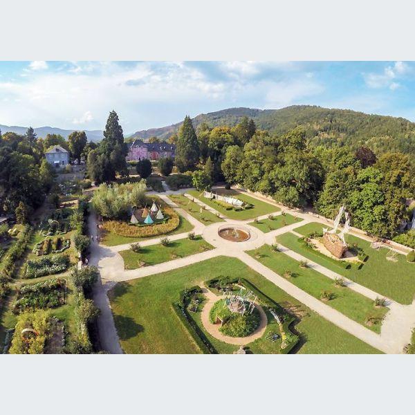 Rendez vous aux jardins dans toute l 39 alsace visite de - Les jardins d alsace ...