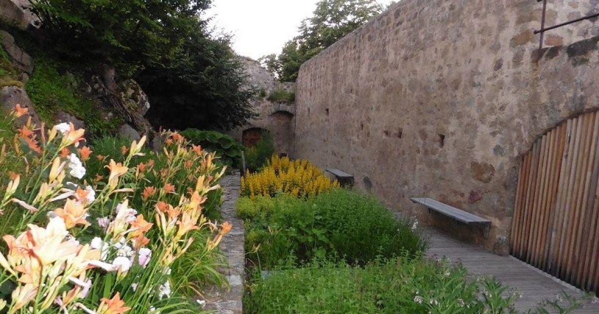 Rendez vous aux jardins dans toute l 39 alsace visite de for Rendez vous des jardins