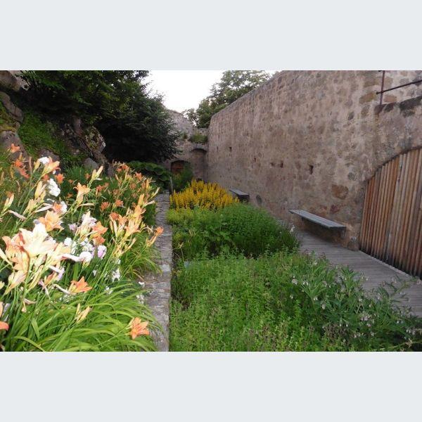 Rendez vous aux jardins dans toute l 39 alsace visite de for Jardin et vous