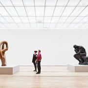 Réouverture de l\'exposition Rodin / Arp