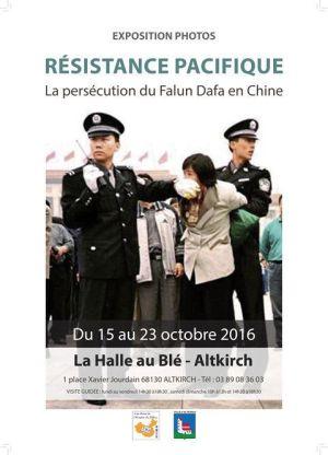 Résistance Pacifique en Chine
