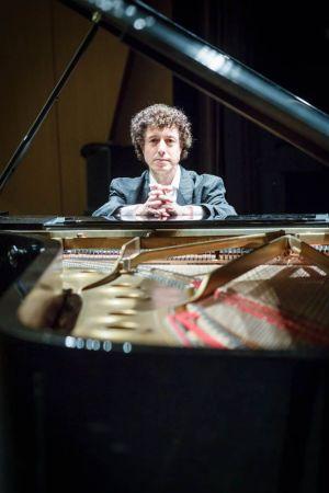 Le pianiste Stéphane Seban