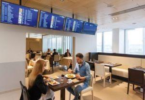 restaurant 3 lander a l'aeroport bale-mulhouse saint-louis