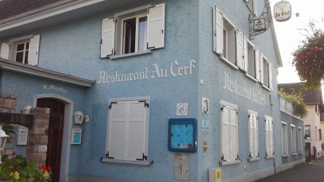 Restaurant Au Cerf