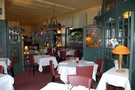 Restaurant au Pont des Vosges à Strasbourg