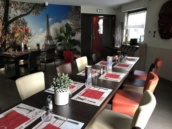 Le restaurant le Bistr\'O à Altkirch