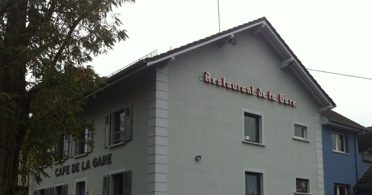 Restaurant La Gare Guewenheim La Carte