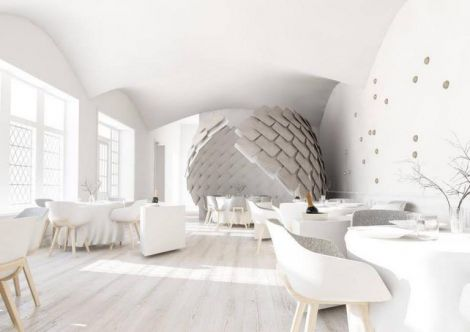 Restaurant Girardin La Maison des Têtes *