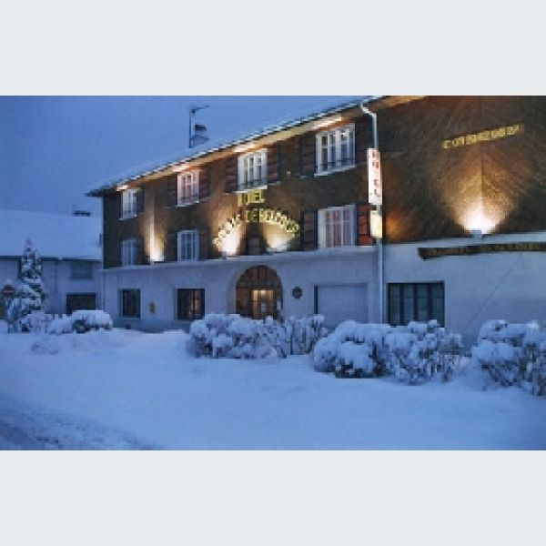 Hotel St Nabord Vosges