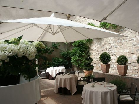 Restaurant Il Cortile