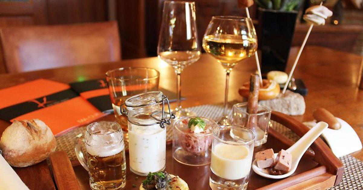 Restaurant Gastronomique Region Obernai