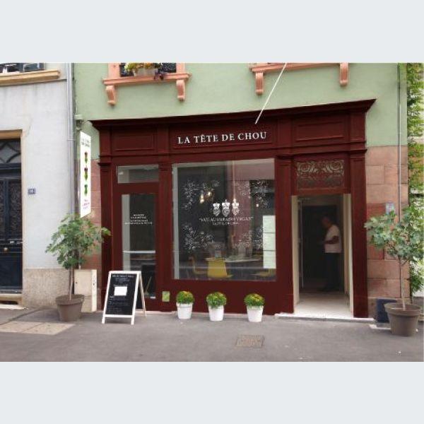 restaurant la t te de chou mulhouse restaurant v g tarien. Black Bedroom Furniture Sets. Home Design Ideas