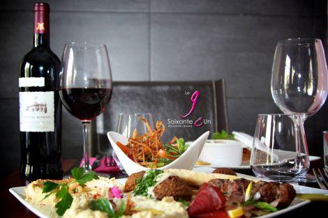 Restaurant le 961
