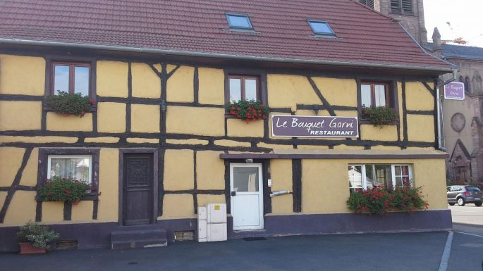 Restaurant le Bouquet Garni